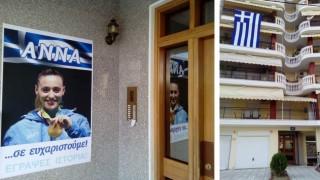 Αποκλειστικό: Το CNN Greece στο σπίτι της Άννας Κορακάκη