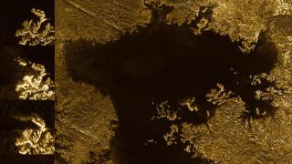 Φαράγγια γεμάτα μεθάνιο και άλλους υδρογονάνθρακες βρέθηκαν στον Τιτάνα