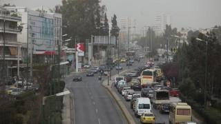Υπέρβαση του ορίου ενημέρωσης για το όζον στην Αθήνα