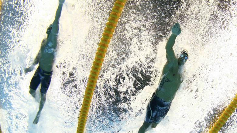 Ρίο 2016: ημιτελικός στην κολύμβηση με τον Γκολομέεφ στα 50 μέτρα ελεύθερο