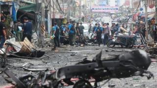 Διπλή έκρηξη σε πόλη της Ταϊλάνδης