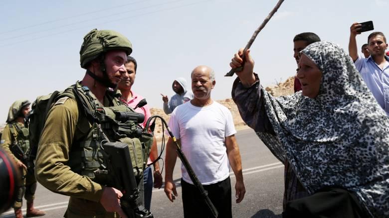 Το Παρίσι καταδικάζει την κατεδάφιση κτιρίων στην Παλαιστίνη από τον ισραηλινό στρατό