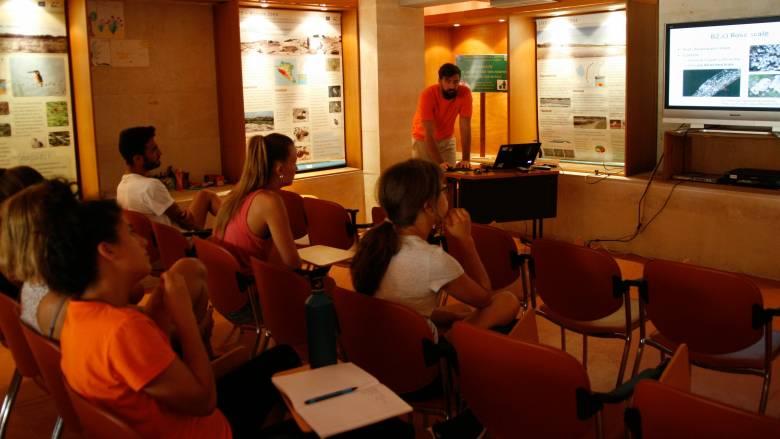 Η Κρήτη πόλος έλξης Ευρωπαίων φοιτητών και νέων επιστημόνων - Η πρωτοπορία του MAIX