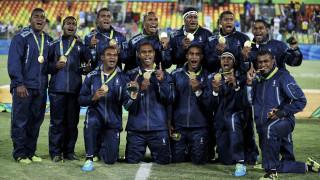 Ρίο 2016: Πρώτο Ολυμπιακό μετάλλιο για τα νησιά Φίτζι (pics)