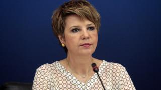 Γεροβασίλη: Η κυβέρνηση θα εξαντλήσει την τετραετία