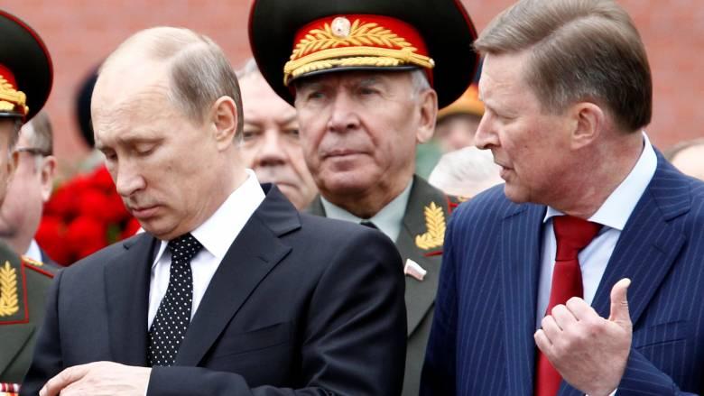"""Φιλικό διαζύγιο ή """"καθάρισμα"""" η αποχώρηση Ιβανόφ από το Κρεμλίνο"""