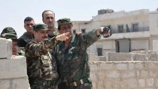 Συρία: Τελική έφοδος για την κατάκτηση του Μανμπίτζ