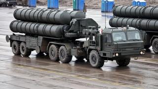 Αντιαεροπορικούς πυραύλους S-400 αναπτύσσει η Ρωσία στην Κριμαία
