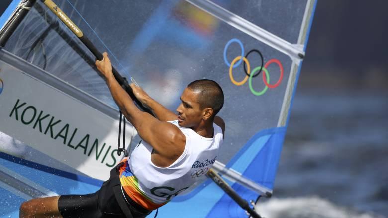 Ρίο 2016: ο Βύρων Κοκκαλάνης θα διεκδικήσει μετάλλιο στην ιστιοπλοΐα