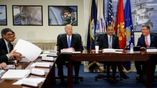 Αποκλιμάκωση της έντασης ζητουν Ουάσιγκτον και Βρυξέλλες από Κίεβο και Μόσχα