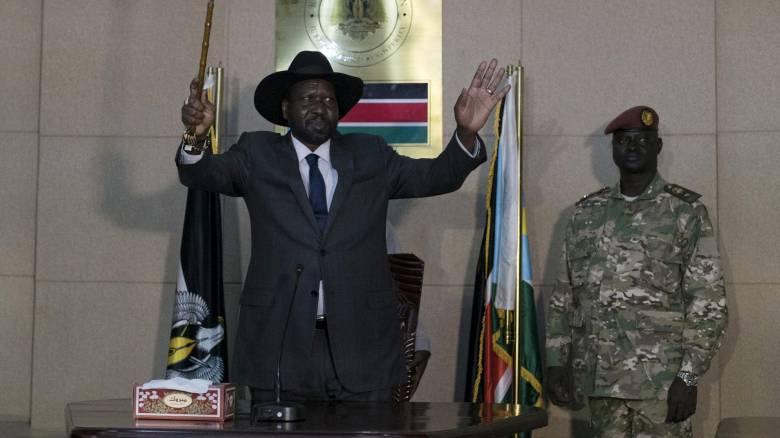 Νότιο Σουδάν: Η κυβέρνηση απορρίπτει την ανάπτυξη 4.000 κυανόκρανων του ΟΗΕ
