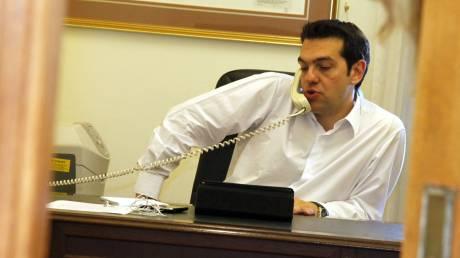 Τηλεφωνική επικοινωνία του Αλέξη Τσίπρα με τον πρωθυπουργό της Σερβίας