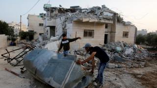 Το Ισραήλ συνεχίζει τις κατεδαφίσεις στη Δυτική Όχθη ξεπερνώντας σε αριθμό αυτές του 2015