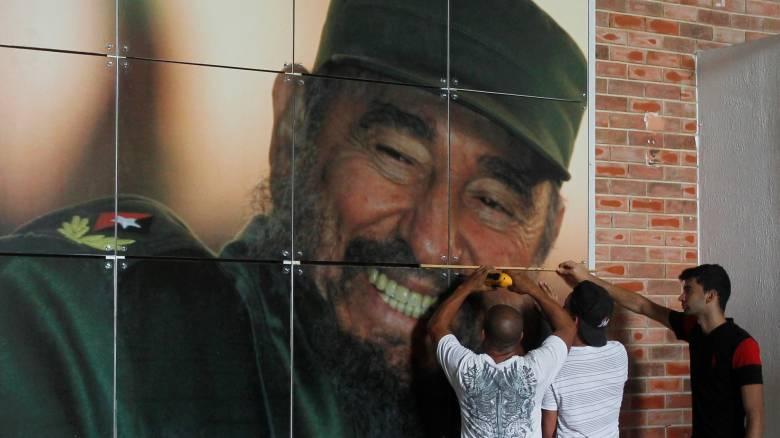 90 χρόνια από τη γέννηση του Φιντέλ Κάστρο-Η ζωή του ιστορικού ηγέτη της Κούβας