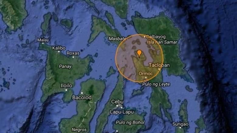 Σεισμός 5,1R στις Φιλιππίνες