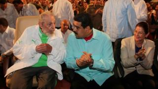 Φιντέλ Κάστρο: Γιόρτασε τα γενέθλια του με μια σπάνια δημόσια εμφάνιση