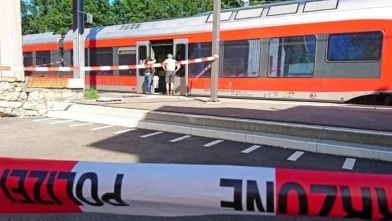 Ελβετία: Νεκρός ο δράστης και μια 34χρονη από την επίθεση σε τρένο