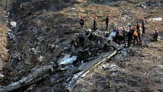 Έντεκα χρόνια από την τραγωδία με τη συντριβή του «Ήλιος» (pics)