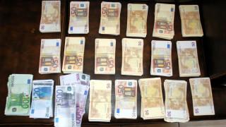 Λάρισα: Σύλληψη τριών ατόμων για παραχάραξη