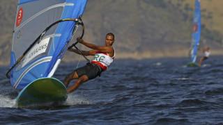 Ρίο 2016: στην 5η θέση των RS:X τερμάτισε τελικά ο Βύρων Κοκκαλάνης