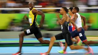 Ρίο 2016: με άνεση ο Μπολτ πέρασε πρώτος στον τελικό των 100 μέτρων μαζί με όλα τα φαβορί