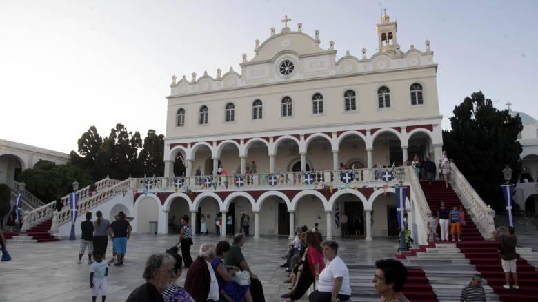Η Κοίμηση της Θεοτόκου - Οι εορτασμοί σε κάθε γωνιά της Ελλάδας