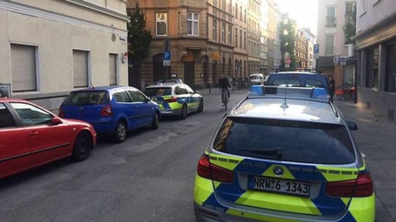 Μαχαιρώματα στο κέντρο της Κολωνίας