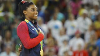 Ρίο 2016: Το… φαινόμενο Σιμόν Μπάιλς