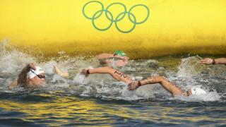 Ρίο 2016: 11η η Αραούζου στον μαραθώνιο κολύμβησης, στον τελικό το ντουέτο συγχρονισμένης