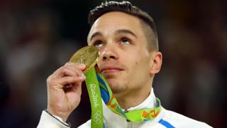 Ρίο 2016: πήρε το χρυσό στους κρίκους ο Λευτέρης Πετρούνιας (vid)