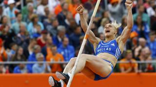 Ρίο 2016: αποσύρθηκε από τους Αγώνες η Νικόλ Κυριακοπούλου