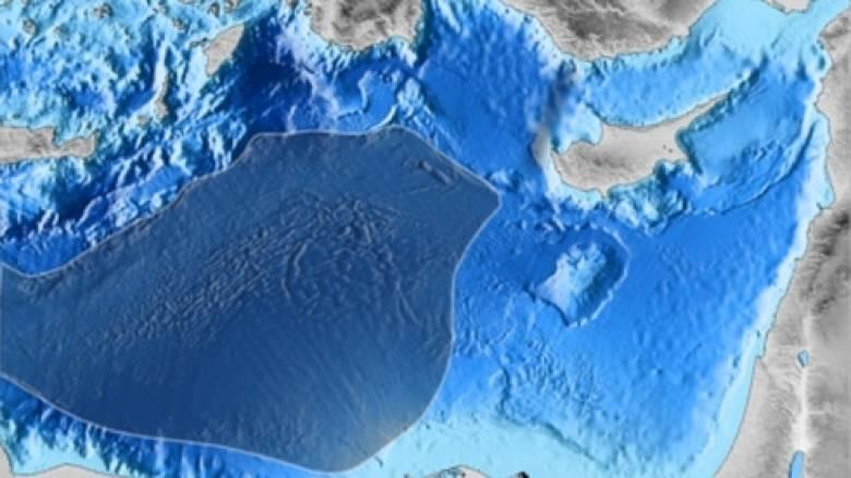 Νότια της Κρήτης ο αρχαιότερος ωκεάνιος φλοιός στον κόσμο