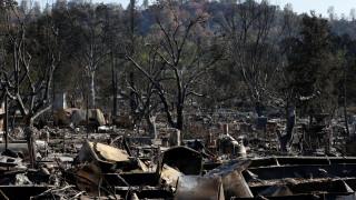 Καλιφόρνια: Χειροπέδες σε ύποπτο για την «πυρκαγιά του Κλέιτον»