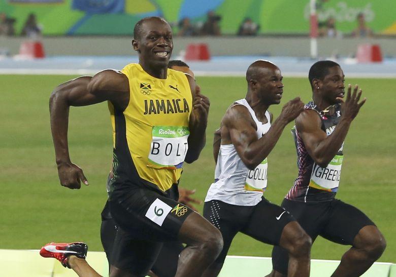 Usain Bolt.REUTERSMurad Sezer