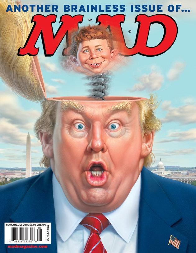 MAD TRUMP