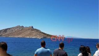 ΕΚΤΑΚΤΟ: Σύγκρουση σκαφών ανοιχτά της Αίγινας - Επιχείρηση διάσωσης επιβατών