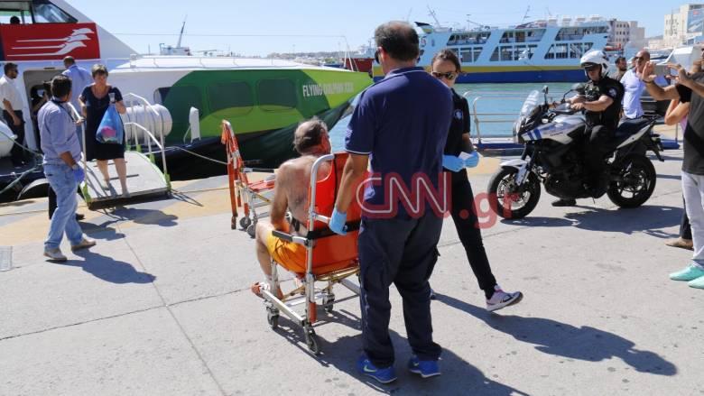 Σε νοσοκομεία της Αθήνας οι τραυματίες της Αίγινας - Χειρουργείται μια γυναίκα
