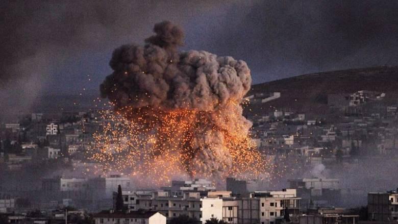 HRW: Κατηγορίες για χρήση εμπρηστικών βομβών κατά αμάχων στη Συρία