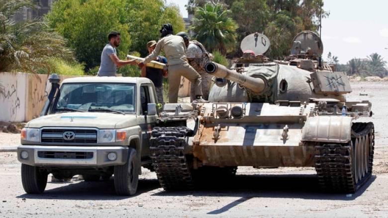 Η Λιβύη απέσπασε ακόμα μια συνοικία από τον ISIS