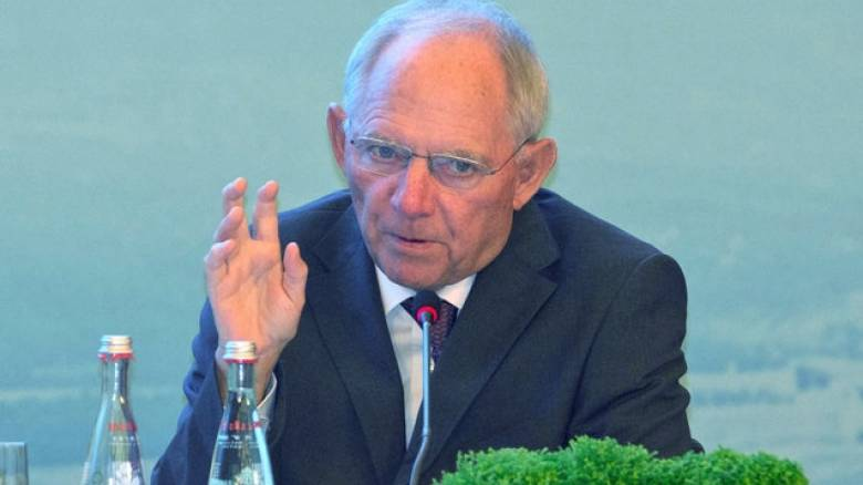 Σόιμπλε: Το Βερολίνο πρέπει να συνεχίσει να συνεργάζεται με την Άγκυρα