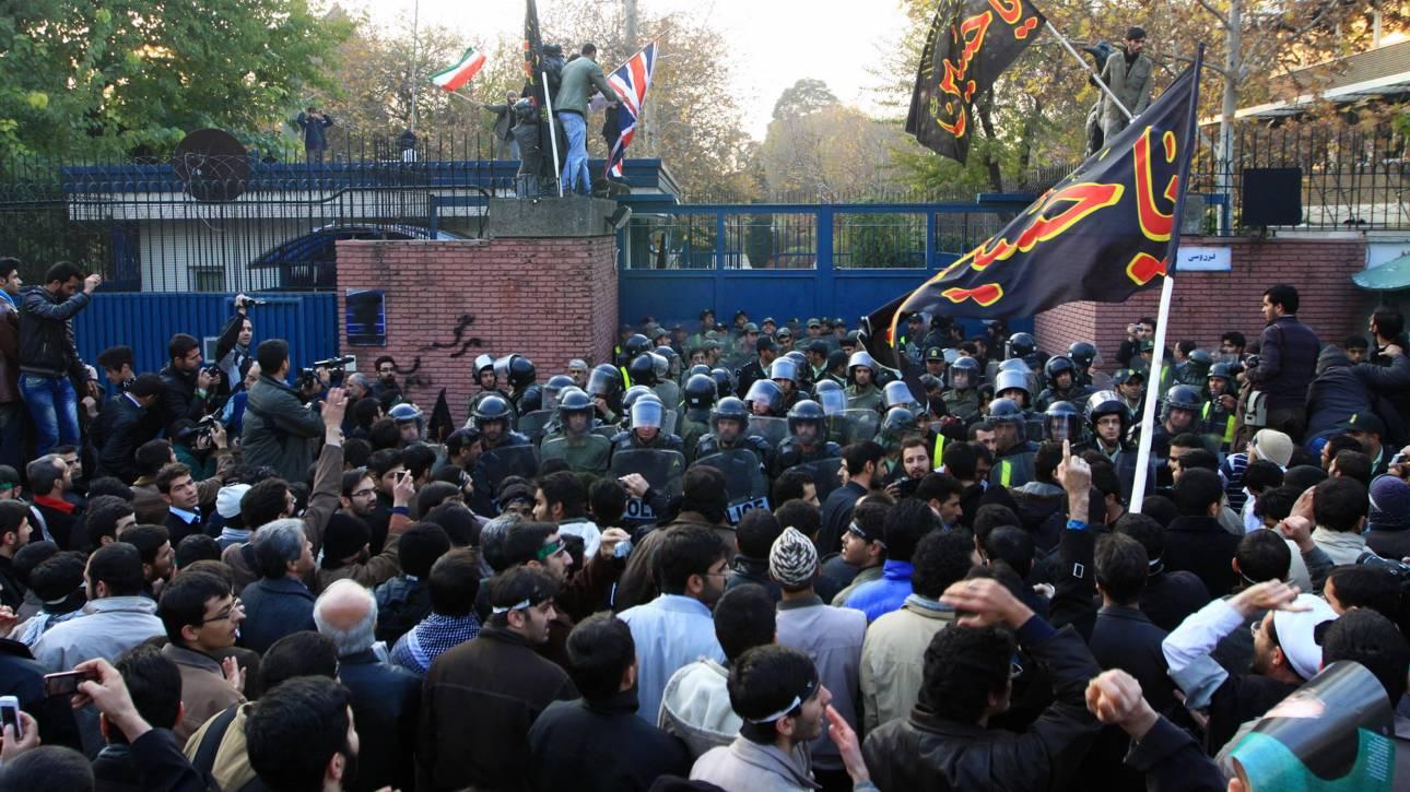 Οι ιρανικές αρχές συνέλαβαν πολίτη με διπλή υπηκοότητα ως πράκτορα των Βρετανών