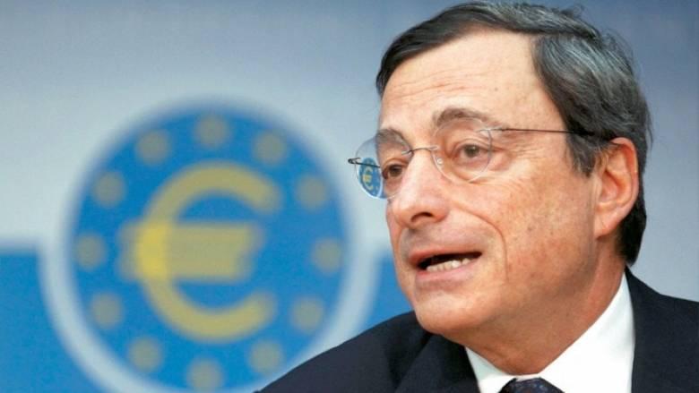Δοκιμασία για την ΕΚΤ τα αρνητικά επιτόκια καταθέσεων