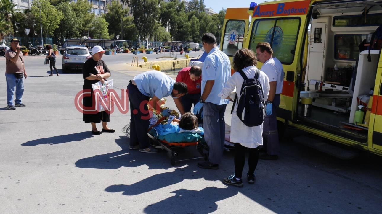 Βελτιώνεται η κατάσταση των τραυματιών της Αίγινας - Αγωνία για το πόδι της 29χρονης