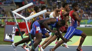 Ρίο 2016: Η επική πτώση αθλητή στα 110μ με εμπόδια