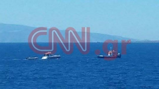 Βίντεο - ντοκουμέντο: Η στιγμή της διάσωσης στην Αίγινα