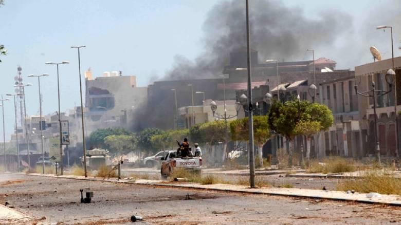 Λιβύη: Εννέα επιθέσεις αυτοκτονίας του ISIS σε μια ημέρα