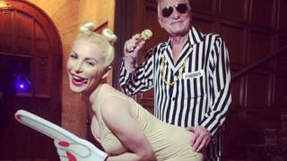 Xιου Χέφνερ: Από ιδιοκτήτης, ένας ένοικος πλέον στην έπαυλη του Playboy για ένα εκατομ. δολάρια
