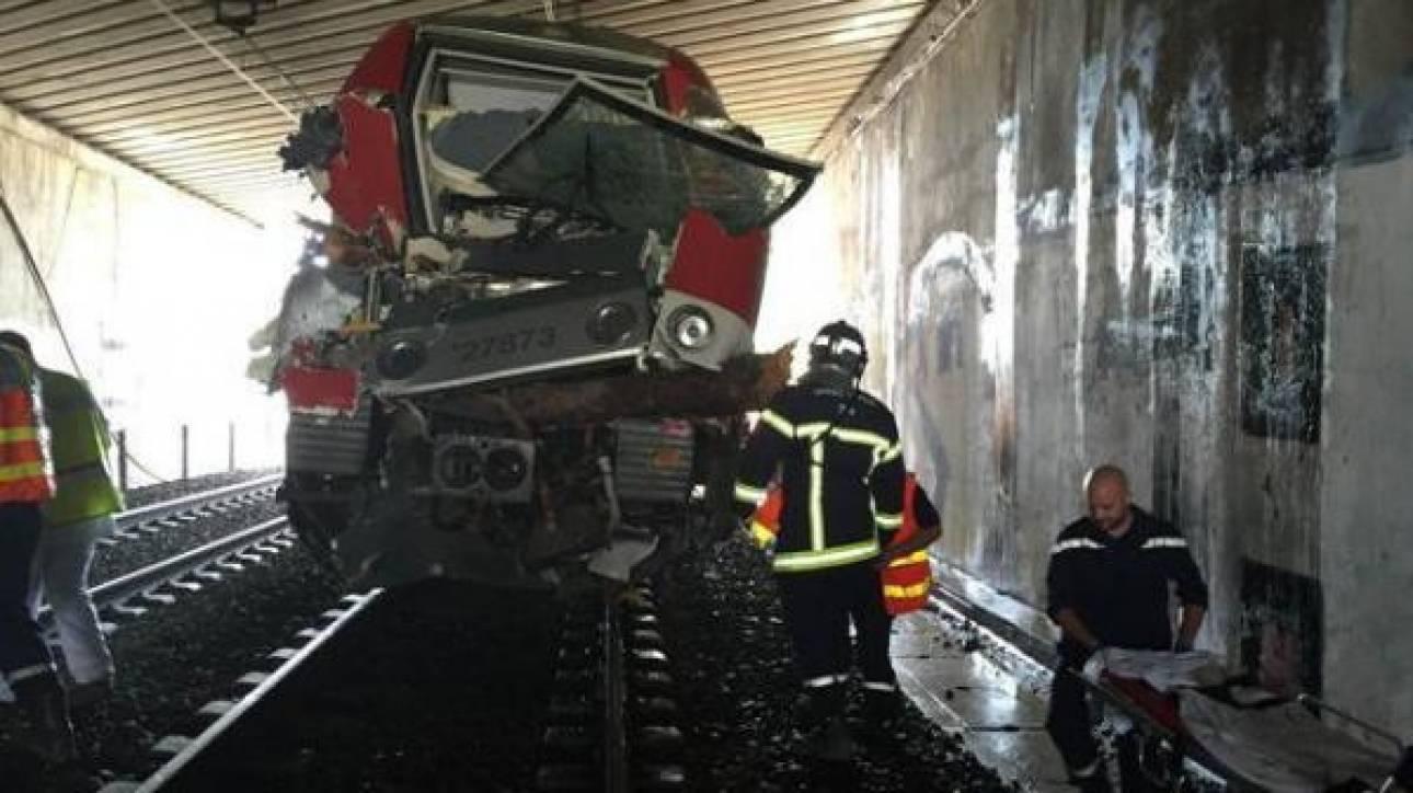 Δέντρο προκαλεί ατύχημα με τρένο στη νότια Γαλλία - Δεκάδες τραυματίες