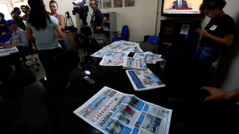 Τουρκία: Συλλήψεις 24 δημοσιογράφων φιλοκουρδικής εφημερίδας