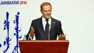 Ο Τουσκ στηρίζει Ουκρανία